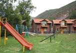 Location vacances Calca - 3 Cabañas Lamay-3