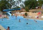 Camping avec Parc aquatique / toboggans Lot et Garonne - Camping des Bastides-1