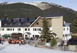 Hôtel Solsona - Hotel Serhs Ski Port del Comte-4
