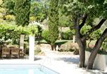 Location vacances Entrecasteaux - Villa Lou Miradou-3