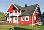Location vacances Mandal - Studio Holiday Home in Mandal-1