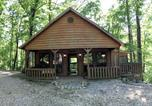 Location vacances Eureka Springs - Hyde Hollow Cabin-2