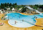 Camping avec Parc aquatique / toboggans Narbonne - Homair - Les Sablines-3