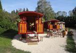 Location vacances Saint-Uze - Les roulottes Côté Bohème-4