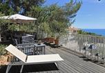 Location vacances Roquebrune-Cap-Martin - Appartement - Villa Vue Féerique Mer-4