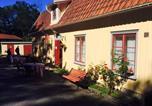 Hôtel Strömstad - Hunnebostrands Vandrarhem-2