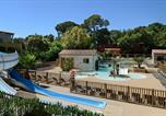 Camping  Acceptant les animaux Rayol-Canadel-sur-Mer - Camping de la Treille-1