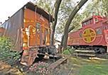 Hôtel Upper Lake - Featherbed Railroad-3