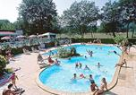 Camping avec Piscine Puybrun - Camping Les Granges-1