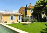 Location vacances Saint-Pierre-de-Vassols - Gîte Mas de Bonnety-3