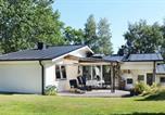 Location vacances Varberg - Three-Bedroom Holiday home in Åskloster 2-1