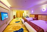 Hôtel Chengdu - Hua Man Hotel-1