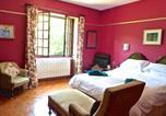 Hôtel Ginoles - Le Pont Vert Chambres d'hôtes-3
