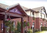 Hôtel Uddingston - Premier Inn Glasgow - Bellshill-4