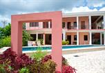 Hôtel Livingston - Coral House-4