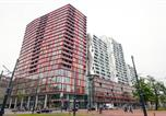 Location vacances Rotterdam - Calypso 220 Luxury Apartment with Private parking and Gym-3