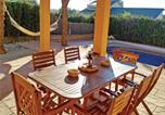 Location vacances Monistrol de Montserrat - Five-Bedroom Holiday home Collbató with a Fireplace 01-3