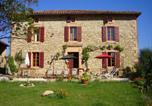 Hôtel Saint-Lary-Boujean - Auberge des Côteaux de Gascogne-1