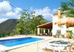 Location vacances Ojén - Holiday home La Montera-2