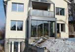 Hôtel Grenzach-Wyhlen - B&B Am Schellenberg-4