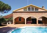 Location vacances Tordera - Five-Bedroom Holiday home Macanet de la Selva 0 02-3