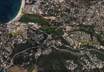 Location vacances Albitreccia - Studio en Corse a Porticcio a louer pour deux - vue mer -Piscine-2