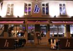 Hôtel Whitby - Harrys lounge-1