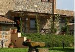 Location vacances Bagnoregio - L'Uva E Le Stelle Country House-1