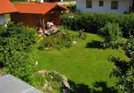 Hôtel Weilheim in Oberbayern - Ferienwohnung Gänseblümchen-2