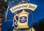Hôtel Bad Bodenteich - Hotel Landgasthof Puck-2