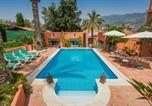 Hôtel Ojén - Villa Tiphareth H & H, Marbella (Hotel & House)-2
