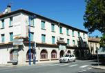 Hôtel Couiza - Hôtel Canal-1