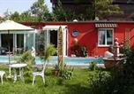 Hôtel Grenzach-Wyhlen - B&B Casa o sole mio-3