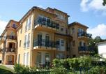 Location vacances Baabe - Kurparkresidenz Baabe - Ferienwohnung 10-1