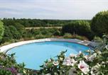 Location vacances Razines - Studio Holiday Home in Serigny-1
