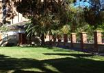 Hôtel Tarazona - Albergue Juventud Tudela-1