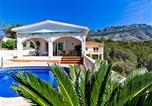 Location vacances Bolulla - Villa Hijas
