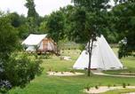 Camping avec WIFI Seillac - L'Escale des Châteaux de la Loire-2