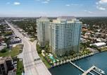 Location vacances North Miami - Miami Bay Front Apartment-3