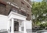 Location vacances Camden Town - The Jenkins Hotel-3