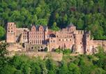 Location vacances Leimen - Car by Side - Boardinghouse Heidelberg-3