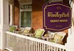 Location vacances Bethesda - Woodley Park Guest House-2