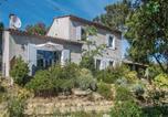 Location vacances Saumane-de-Vaucluse - Four-Bedroom Holiday Home in L'Isle sur la Sorgue-1