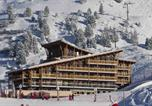 Hôtel 4 étoiles Sainte-Foy-Tarentaise - Chalet des Neiges : La Cime Des Arcs-4