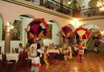 Hôtel Oaxaca de Juárez - Hotel Monte Alban - Solo Adultos-4
