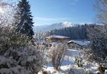Location vacances Oberndorf In Tirol - Chalet Chamois-1