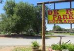Camping  Acceptant les animaux États-Unis - Ok Rv Park-1