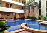 Location vacances Na Kluea - Nova Atrium by Pattaya Holiday-4