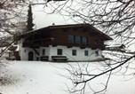 Location vacances Neustift im Stubaital - Ferienwohnung Zita Weber-3
