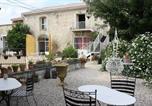 Hôtel Mornas - Le Clos du Bonheur-3